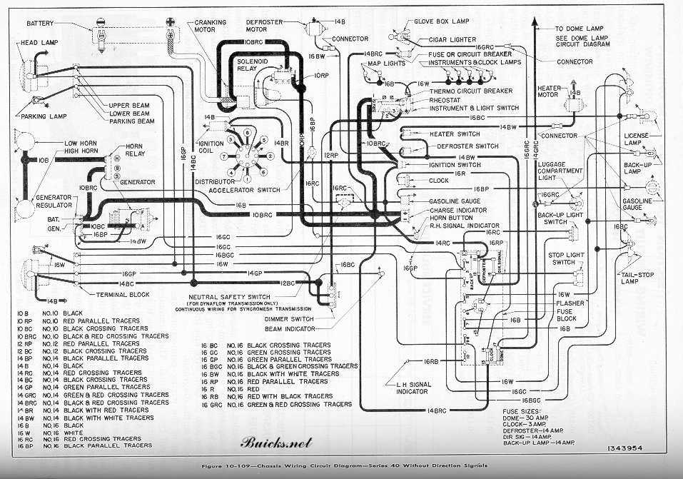1952 Buick Models in 1998 Buick Century Engine Diagram