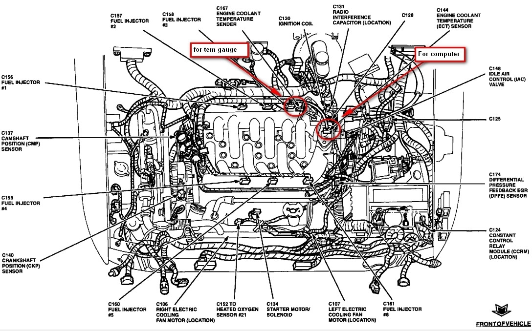 1996 Ford 3 8 Engine Diagram on v6 diagram