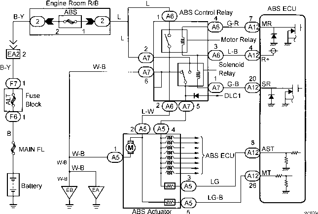 1996 Toyota Tercel Light Switch Wiring - Toyota Tercel 1996 Repair in 1996 Toyota Tercel Engine Diagram