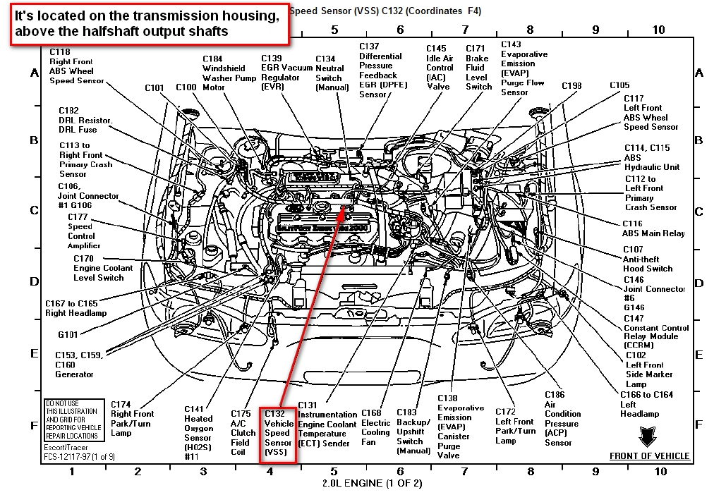 service manual  how to set 2001 ford zx2 cruise control on a the column