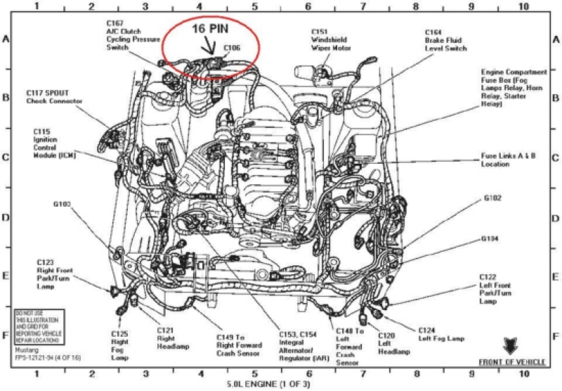 2012 ford explorer engine diagram 98 ford explorer engine diagram #10