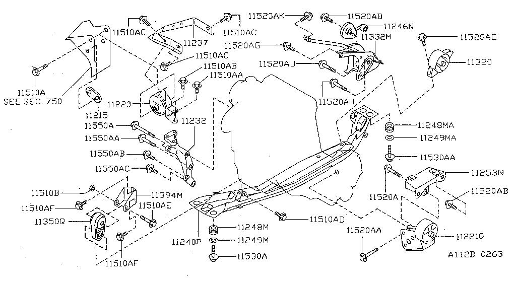1997 Nissan Sentra Oem Parts - Nissan Usa Estore regarding 2000 Nissan Sentra Engine Diagram