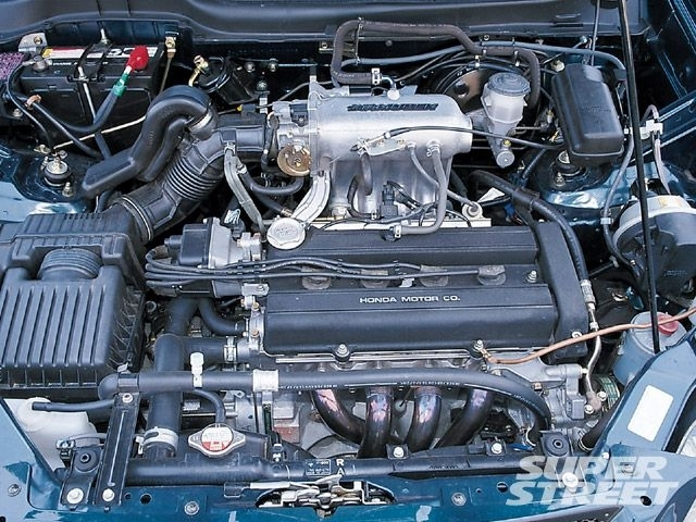 1998 Honda Cr-V - Super Street Magazine with regard to 2001 Honda Crv Engine Diagram