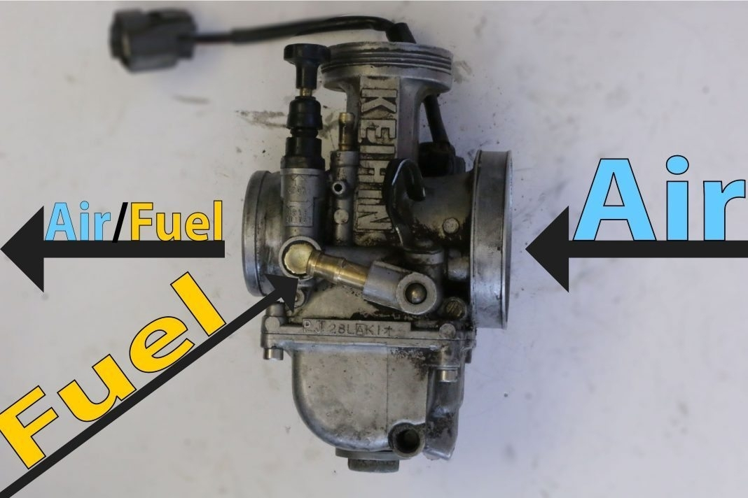 2-Stroke Carburetor Tuning For Your Dirt Bike - How To | Fix Your in 2 Cycle Engine Carburetor Diagram