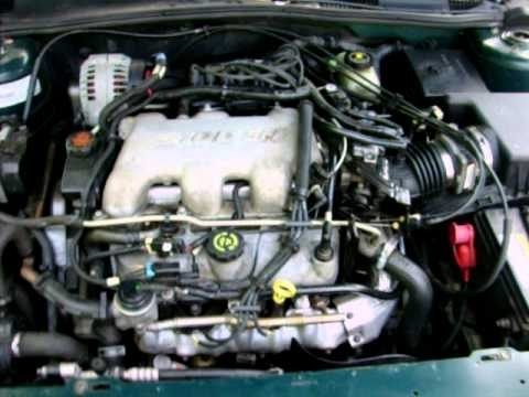2000 Chevrolet Malibu 3.1L Engine Knock - Youtube inside 2000 Chevy Malibu Engine Diagram
