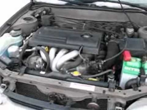 2000 Chevy Prizm / Toyota Corolla Engine - Youtube intended for Toyota Corolla 2000 Engine Diagram
