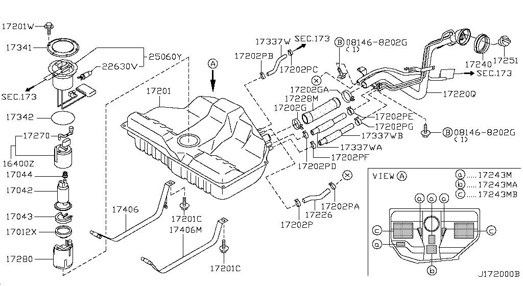 2000 Nissan Maxima Oem Parts - Nissan Usa Estore throughout 2000 Nissan Maxima Engine Diagram