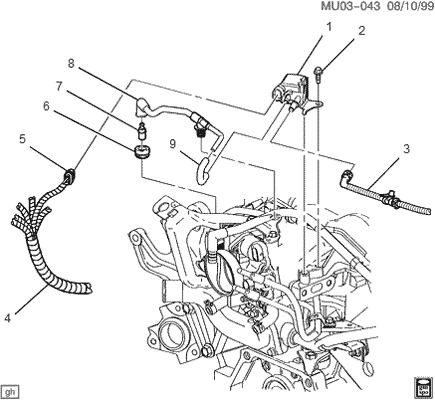 2000 Silhouette; Help - Gm Forum - Buick, Cadillac, Chev, Olds for 2001 Oldsmobile Silhouette Engine Diagram