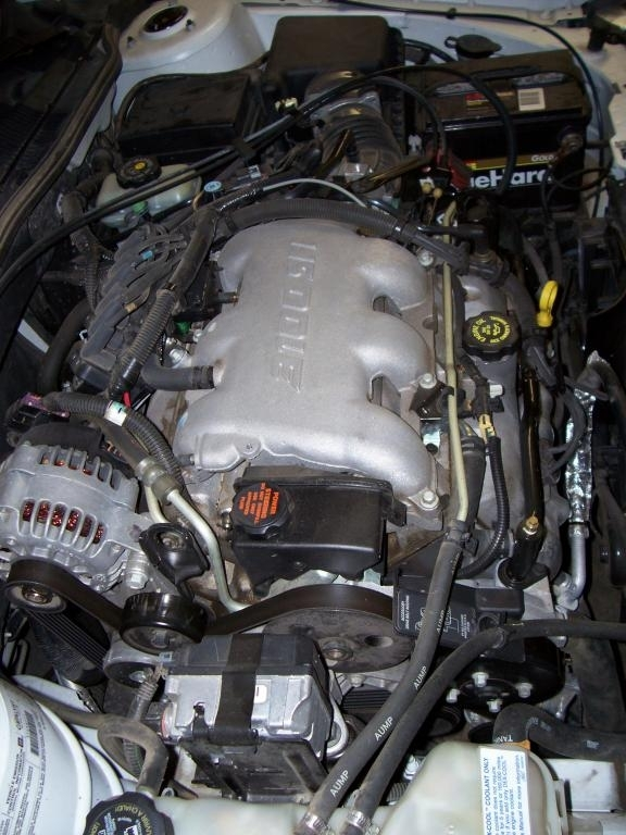 2001 Chevrolet Malibu Leaking Intake Manifold Gasket: 97 Complaints for 2005 Chevy Malibu Engine Diagram
