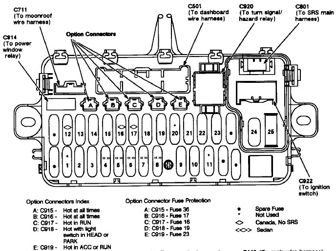 2001 Honda Crv Engine Diagram Automotive Parts Diagram