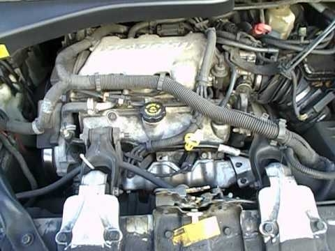 2001 Pontiac Montana Engine View - Youtube intended for 2001 Pontiac Montana Engine Diagram