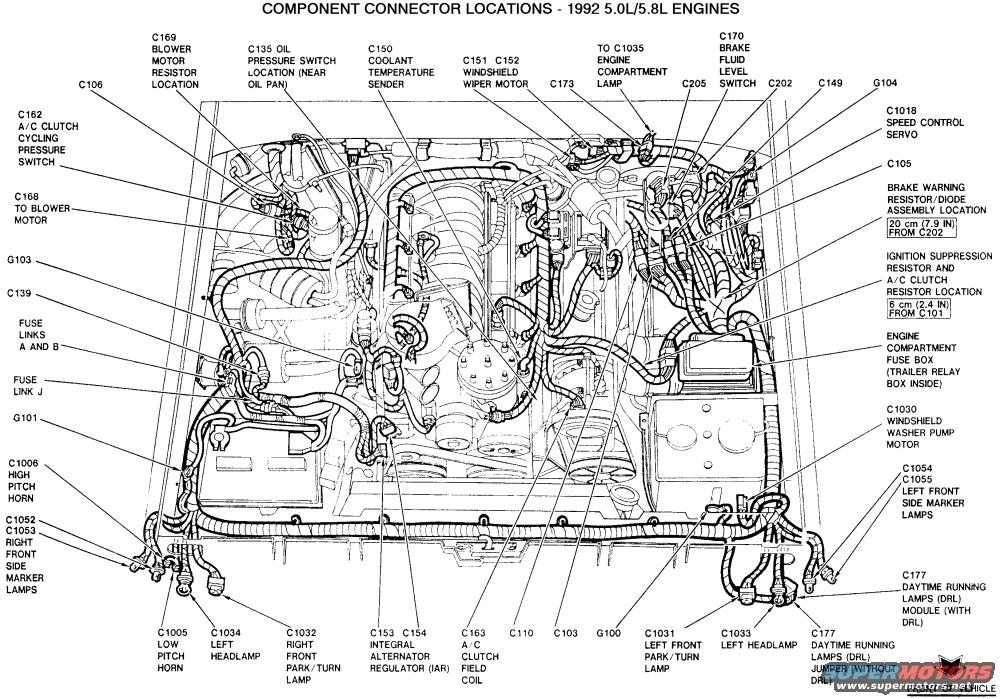 2003 Lincoln Navigator Engine Diagram | Automotive Parts ...