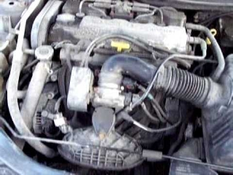 2004 Dodge Stratus- Parts Car- Drive Train Demo- - Youtube intended for 2004 Dodge Stratus Engine Diagram