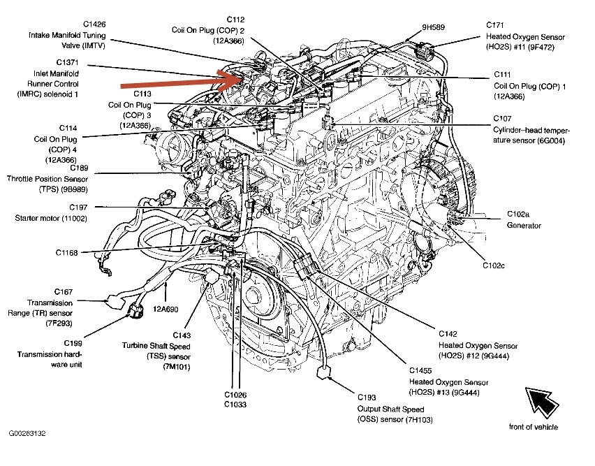 2003 Ford Focus Coolant Diagram on 2004 mini cooper s wiring diagram