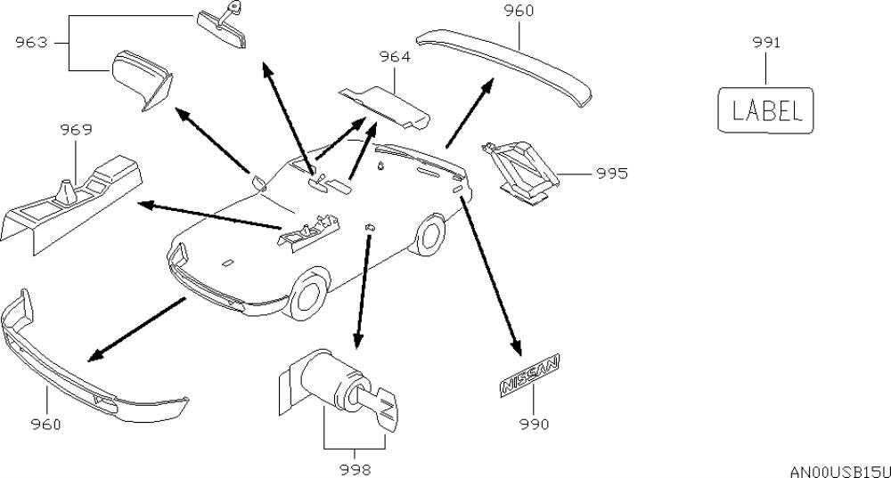 2006 Nissan Sentra Oem Parts - Nissan Usa Estore throughout 2006 Nissan Sentra Engine Diagram