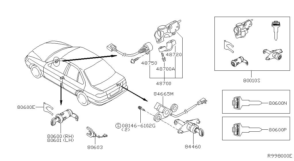 2006 Nissan Sentra Oem Parts - Nissan Usa Estore throughout 2008 Nissan Sentra Engine Diagram