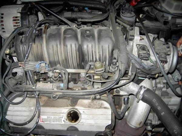 3800 V6 Engine Sensor Locations Pictures And Diagrams in 3800 Series 2 Engine Diagram