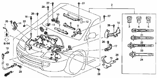 2004 volvo s80 serpentine belt diagram