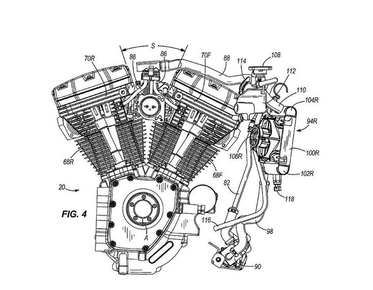 Best 25+ Harley Davidson Engines Ideas On Pinterest | Motor Harley with regard to Harley Davidson Evolution Engine Diagram