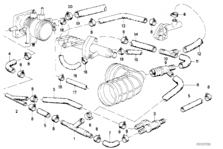 Bmw 328I Vacuum Diagram Also 1995 Bmw 325I Engine Diagram As Well throughout 2000 Bmw 328I Engine Diagram