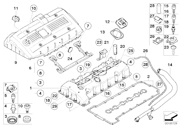 Bmw N52 Engine Diagram Bmw X D Engine Diagram Bmw Wiring Diagrams throughout 2006 Bmw 325I Engine Diagram