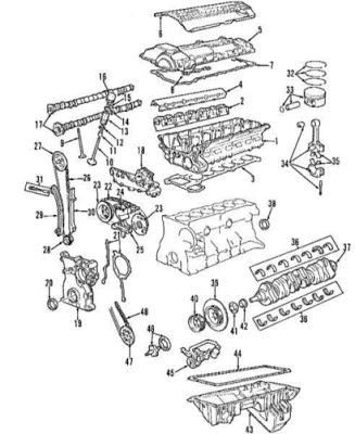 1989 Bmw 325i Convertible Top Parts Diagram also Isuzu Trooper Engine as well Magnum 325 Wiring Diagram As Well 2001 Polaris 500 also Wiring Diagram Bmw X5 together with Wiring Diagram For 2003 Bmw 325i. on 1988 bmw 325 engine diagram