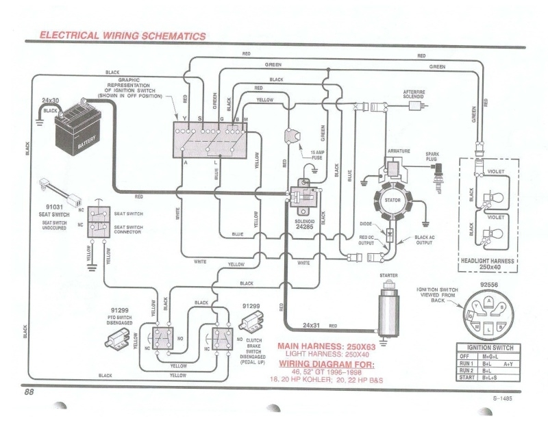 kohler engine charging system diagram automotive parts. Black Bedroom Furniture Sets. Home Design Ideas