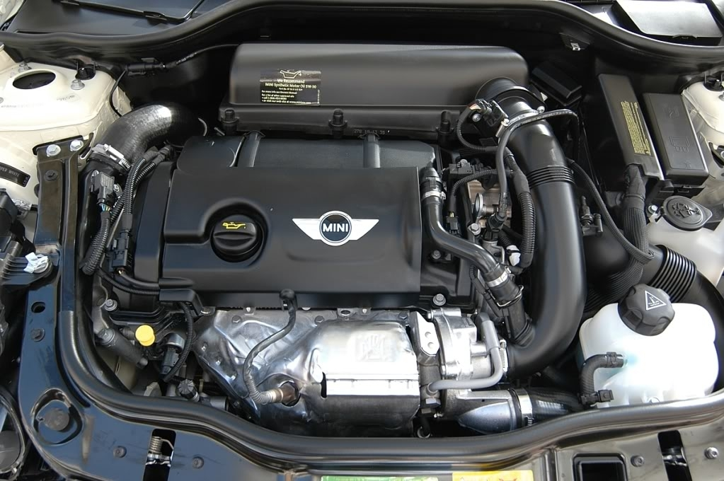 Bsh Occ Install With Ddmworks Race Intake - North American Motoring for Mini Cooper Engine Bay Diagram