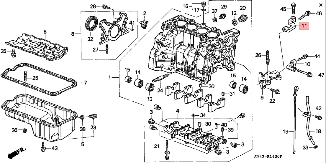 Can You Identify This Part? 1990 Honda Accord - Honda-Tech - Honda throughout 1990 Honda Accord Engine Diagram