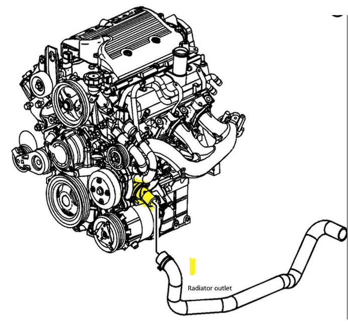 2004 Chevy Impala Ss Engine Diagram