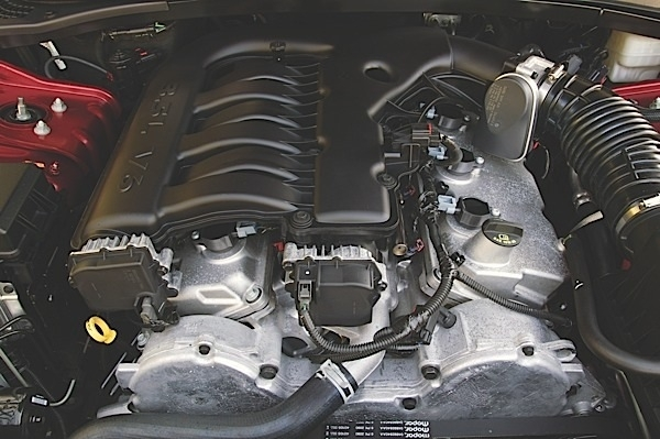 Chrysler 3.5L V6 Engine: Servicing Tips in 2006 Chrysler 300 Engine Diagram