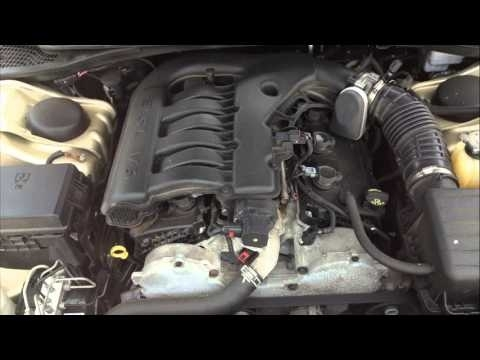 Chrysler 300 2.7 - Youtube intended for 2007 Chrysler 300 Engine Diagram