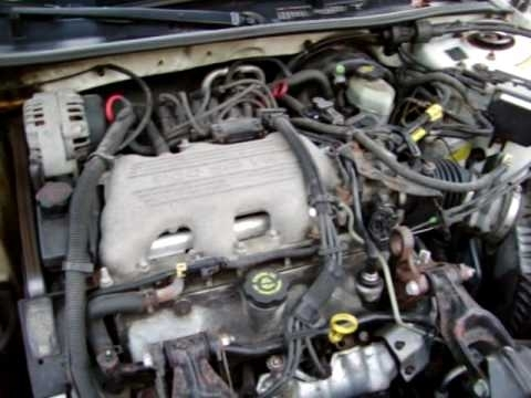 Cold Start 1999 Buick Century Custom 31 V6  Youtube