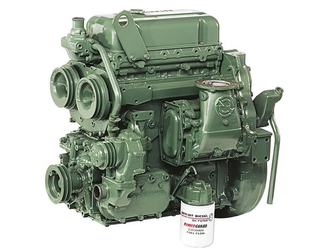 Detroit Diesel Engine Pdf Service Manuals, Fault Codes And Wiring for Detroit Diesel Series 60 Engine Diagram