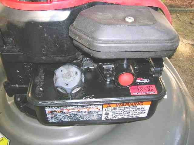 Disassembly, Cleaning And Repair Of Briggs And Stratton Tank inside Briggs And Stratton Engine Troubleshooting Diagram