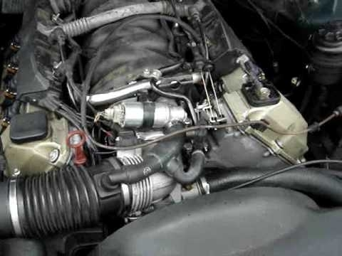 E38 740I Intake Re Seal - Youtube intended for 2001 Bmw 740Il Engine Diagram