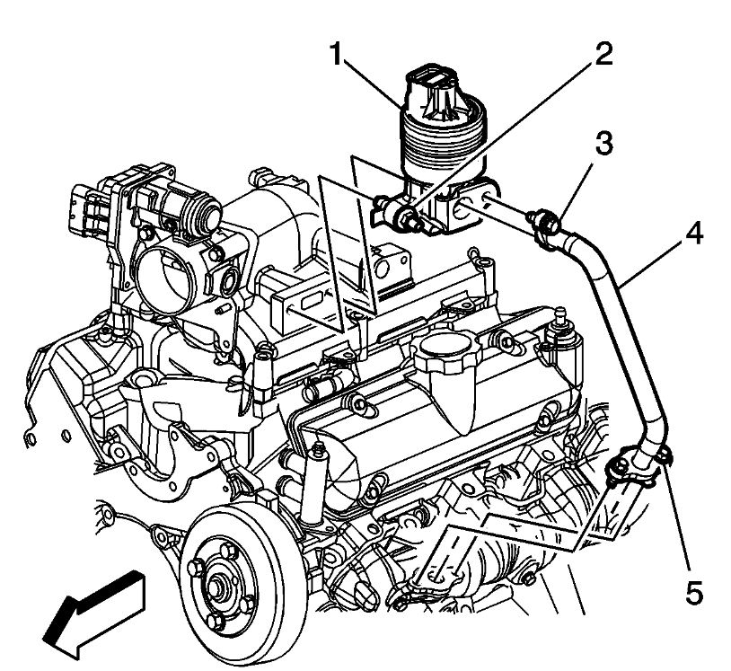 Egr Valve - Chevrolet Forum - Chevy Enthusiasts Forums with 2007 Chevy Equinox Engine Diagram