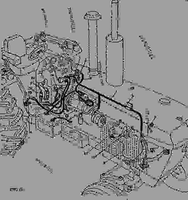fuel pump wiring diagram for 1996 mustang john deere 2 cylinder engine diagram | automotive parts ...