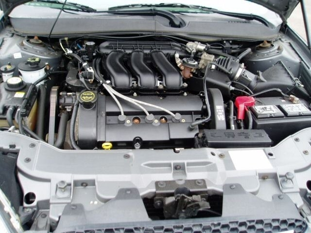 Engines | Taurus/sable Encyclopedia inside 2001 Ford Taurus Engine Diagram