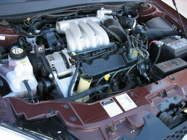 Engines | Taurus/sable Encyclopedia pertaining to 2000 Ford Taurus Engine Diagram