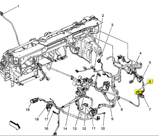 2006 Chevy Equinox Engine Diagram