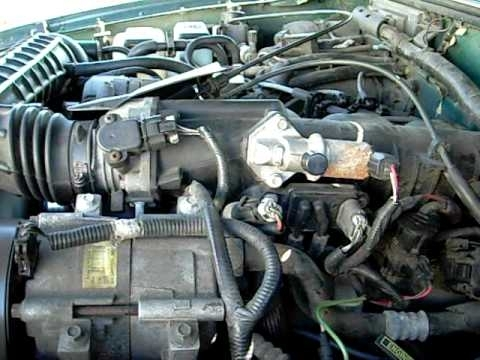 Ford Explorer Engine Trouble - Youtube regarding 1996 Ford Explorer Engine Diagram