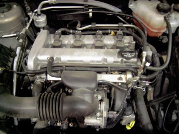 Gm 2.2 Liter And 2.4L Engine Sensor Locations throughout 2005 Chevy Malibu Engine Diagram