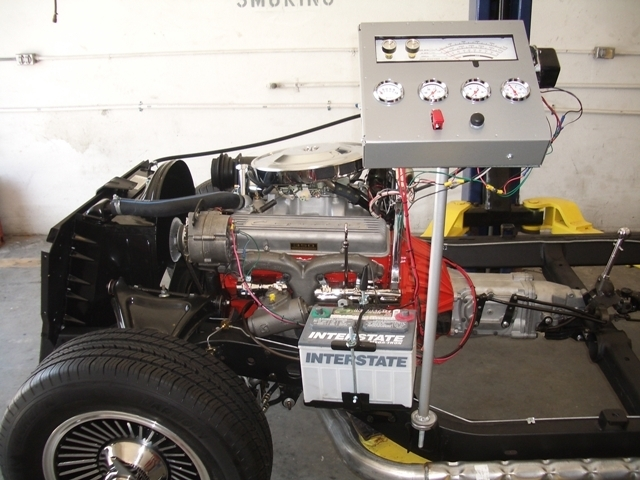 Help Wiring Engine Test Stand - Corvetteforum - Chevrolet Corvette throughout Engine Test Stand Wiring Diagram