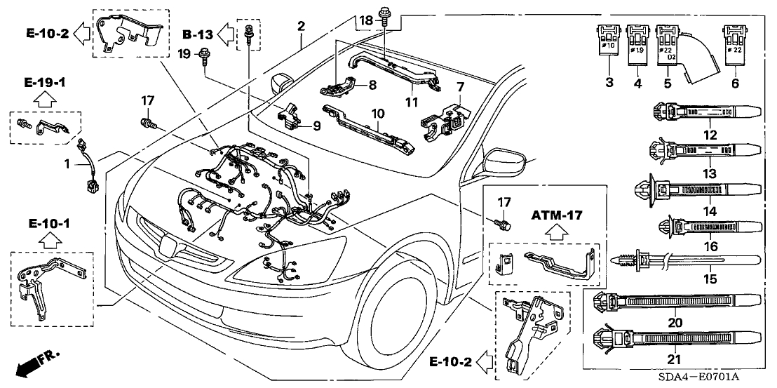 03 Accord 2 4 Engin Wire Harness Wiring Diagrams on wiring diagram for 1998 mitsubishi eclipse