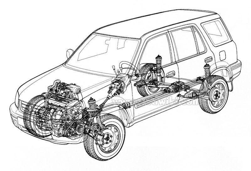 2001 Honda Crv Diagram on 2002 honda accord alternator