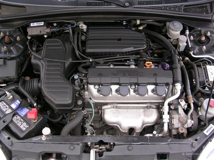 Honda Civic 2001-2005 Expert Review intended for 2005 Honda Civic Engine Diagram
