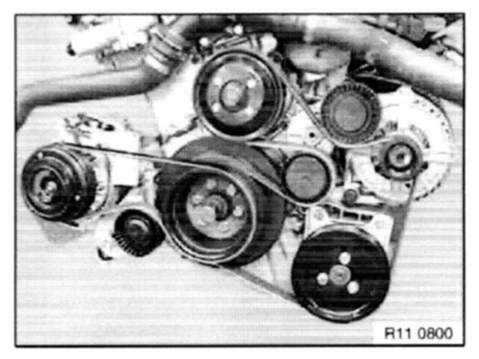 How To You Put On A Serpentine Belt For A 1997 Bmw 528I 2.8 Inline with regard to 1997 Bmw 528I Engine Diagram