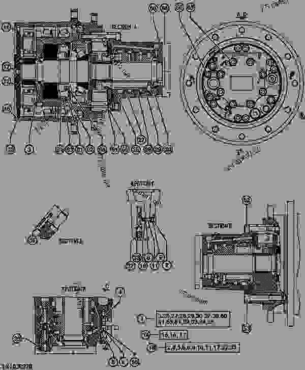 John Deere 2 Cylinder Engine Diagram
