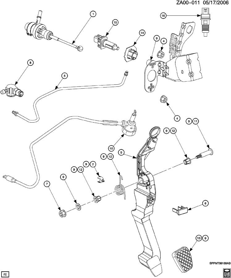 2006 Saturn Ion Engine Diagram
